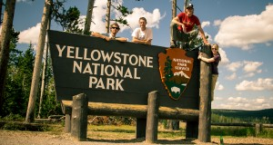 Signs Of Adventure: Yellowstone