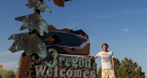 Signs Of Adventure: Oregon Welcomes You