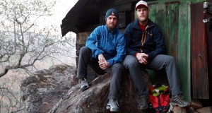 Fellow Climber And Beard Enthusiast's Climb For Change