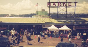 Signs Of Adventure: Pike Place Market – Seattle