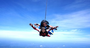 Top 5 Sky-Diving Hot-Spots In India