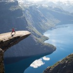 Trolltunga Warrior