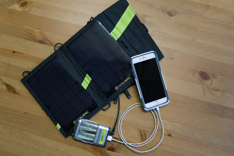 Goal-Zero-Guide-10-Plus Solar Charger